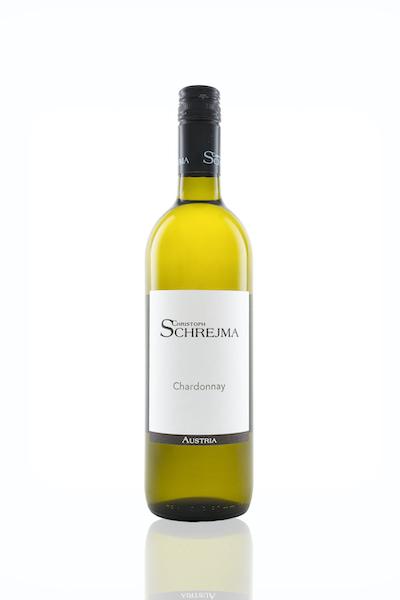Chardonnay von Christoph Schrejma aus dem Weinviertel