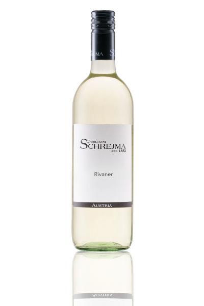Rivaner von Christoph Schrejma aus dem Weinviertel