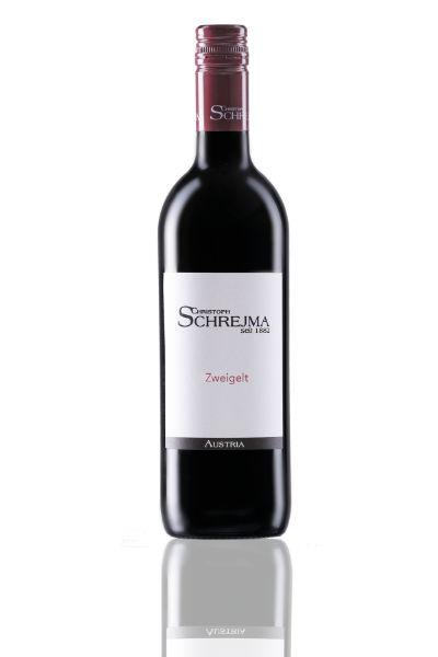 Zweigelt von Christoph Schrejma aus dem Weinviertel